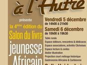 Avant-dernière dédicace 2014 Salon Livre africain Clichy-la-Garenne [ici]