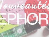 Quelques nouveautés made Sephora