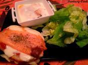 Bruschetta saumon fumé