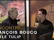Interview François Boucq pour Little Tulip