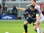 Ligue champions fait plier l'Ajax
