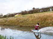 wakeboardeur utilise Ferrari