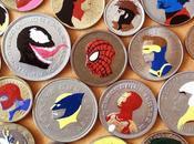 Transformer pièces monnaie super-héros Recently updated