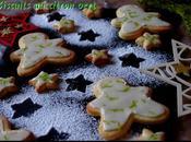 Biscuits citron vert