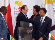 Francophonie: retour journée Michaëlle Jean élue