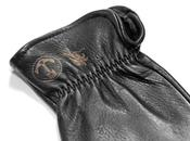 Desillusion iron resin 2014 leather gloves