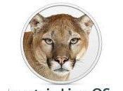Apple support pour Lion Mountain