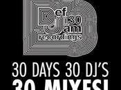 days dj's mixes: projet 100% premier