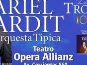 Aníbal Troilo Cien Años, Teatro Opera, soir l'affiche]