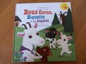 Revue Livres jeunesse, partie Bouc Cornu, Oiseau et... Magicien d'Oz!!!