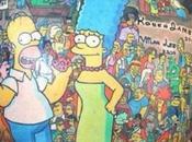 australien fait tatouer personnages Simpson