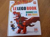 Lego book livre donne envie jouer avec petites briques colorées
