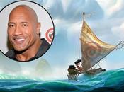 Dwayne Johnson prêter voix personnage dans nouveau film Disney