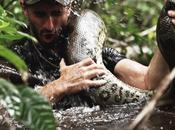 Paul Rosolie fait avaler anaconda…