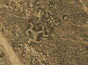 Plus géoglyphes découverts Kazakhstan
