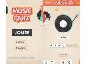Music Quiz solution toutes réponses
