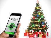 Votre iPhone pouvoir illuminer votre sapin Noël
