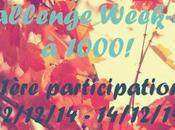 Challenge Week-end 1000