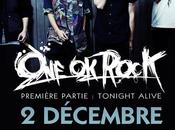 Report Concert Rock Zénith Paris 2/12/2014