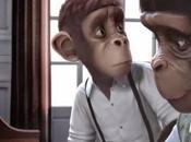 Court Métrage Dimanche Monkey Symphony