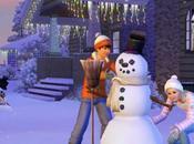 C'est déjà Noël avec Sims Gratuit iPhone