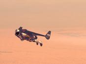 JetMan retour n'est tout seul!