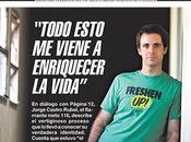 Jorge Castro Rubel confie Página/12 après identification [Actu]