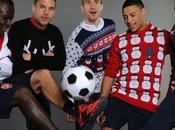 Peut-on porter pull noël couleurs club football?
