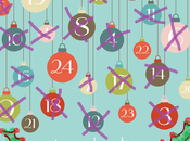 """Calendrier l'Avent """"on blog"""""""