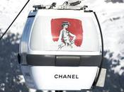 Boutique Chanel s'installe Courchevel