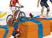 Sporéka: cadeaux font plaisir sportifs!