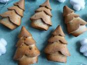 cakes-sapins hyperprotéinés lait coco pépites chocolat avec d'avoine graines chia