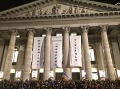 12000 Munichois manifestent contre racisme l'intolérance pour diversité.