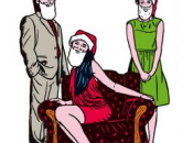 Une pièce Noël revient tous Marie Nimier