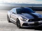Shelby GT500 2017 chevaux!