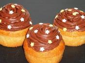 Cupcakes coco kiwi chocolat