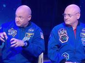 jumeaux l'espace