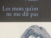 mots qu'on Véronique Poulain