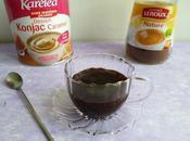 crème dessert diététique caramel chicorée konjac seulement kcalories (sans oeufs beurre caféine)