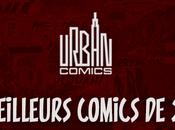 meilleurs comics 2014 chez Urban Comics