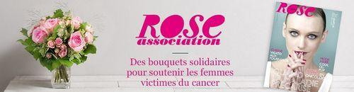 fond dotation Interflora reverse euros l'association Rose