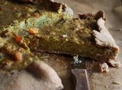 Tourte légumes d'hiver lentilles corail (vegan)