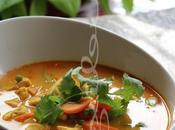 ~Soupe thaï poulet~