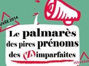 Palmarès pires prénoms cuvée 2014
