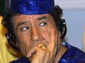 LÂCHETÉ. Libye (Afrique) guerre était-il d'assassiner colonel Kadhafi
