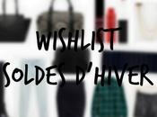 Wishlist soldes d'hiver