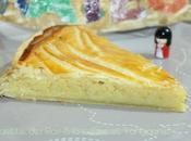 Galette Rois Sylvie, crème pâtissière frangipane, pâte feuilletée rapide