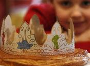 Pourquoi mange-t-on galette rois?