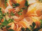 Salade langouste thaïlandaise