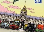 traversée Paris,en voitures anciennes dimanche janvier